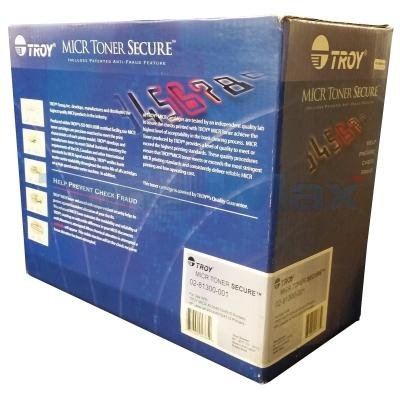 TROY HP LJ 4015 MICR TONER SECURE CART BLACK 10K